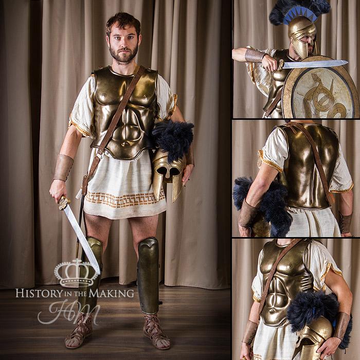 Greek Hoplite  sc 1 st  History in the Making & Greek Hoplite - History in the Making