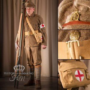 Medic, stretcher bearer 1914