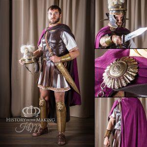 Roman General, Pretorian Guard