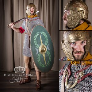 Roman Cavalry, 1st Century BC
