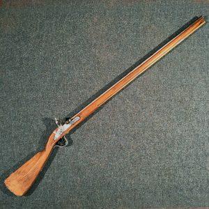 1650 English Dog Lock Musket- Live Firing