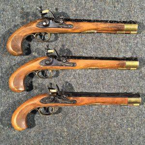 French 1760 Holster Pistols- Replica