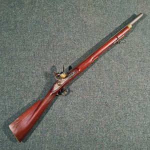 1797 Brown Bess Carbine- Live firing