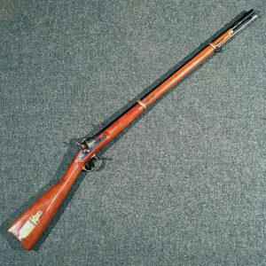 1863- Navy Arms percussion Musket- Replica- Live firing