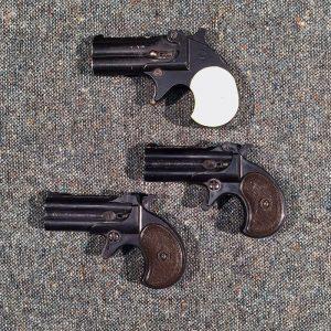 1865 Remington Deringer Pistols- Replica