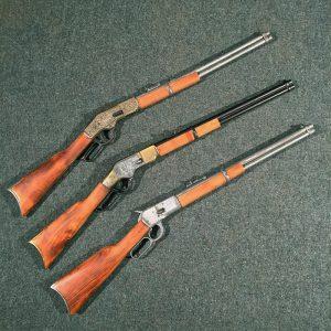 1866 Winchester Repeating Rifle- Replica