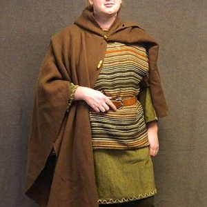 Anglo Saxon Men's Costume-example 03