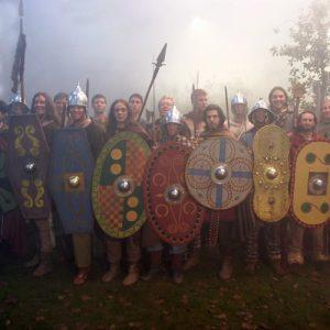 Enemies of Rome (753BC-AD476)
