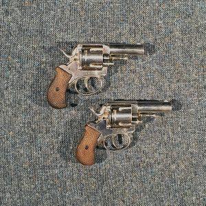 1880 British Made Bulldog Revolvers- replica