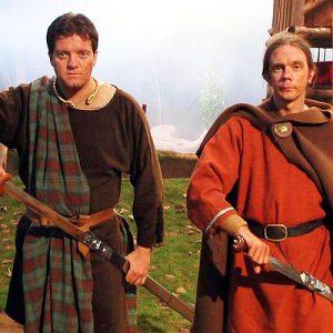 Basic Gaul Costume-BBC documentary
