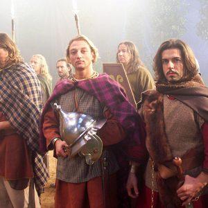 Gaul Chieftain-BBC-Caeasar Documentary