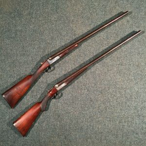12 bore shot guns- live firing shotguns for hire