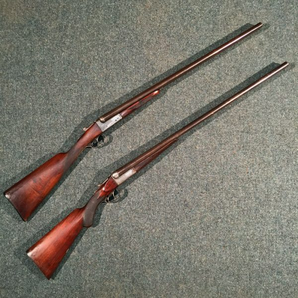 12 bore shot guns- live firing shotguns for hire