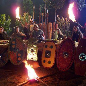 Gallic Warriors-BBC-Julius Caesar Documentary.