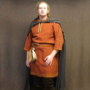 Anglo Saxon Men's Costume-example 01