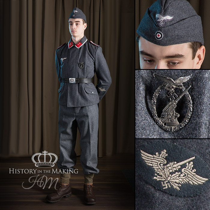 6ebfd6751f6 World War 2 (1939-1945) German Air Force Uniforms Category - History ...