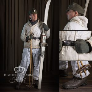 German Army Padded Winter Suit