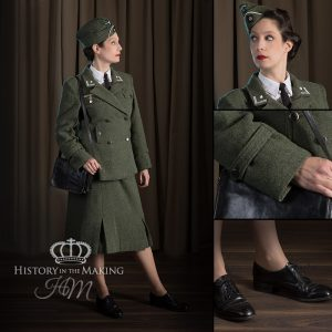 German Army Women's Uniform