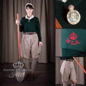 1940 Woman's Land Army Uniform