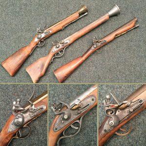 1770 Blunderbuss and Coaching guns - Replica
