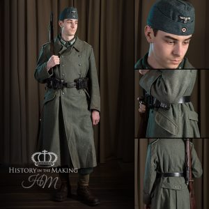 German Army Infantry Greatcoat 1939