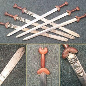 1st Century BC - Celtic Long Swords