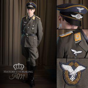 1940-Luftwaffe pilot Officer-Full Dress