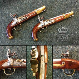 French Year IX Flintlock Pistols