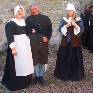 Civillian Costumes - Low Status