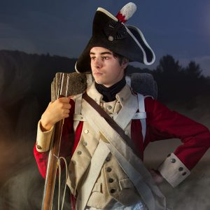 American War Of Independence ( 1775-1783) British Uniforms