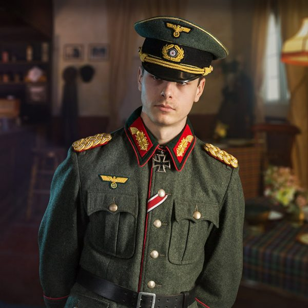 world war 2 german army uniforms 19391945 history in