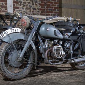 WW2 Motorcycles