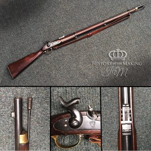 English, enfield, rifle, musket, live firing, replica, deactivated.