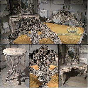 19th Century French Bedroom Set