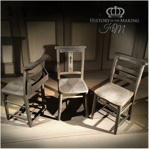 20th Century Church Chairs