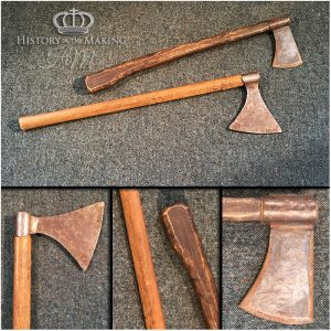 Viking/Norman fighting axe