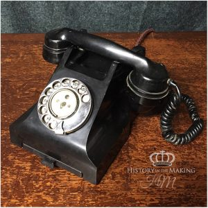 1940 Black Desk Telephone