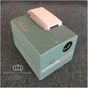1960 Slide projector- 35mm- Antique