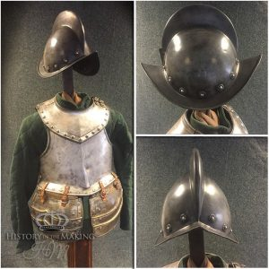 16th Century Spanish Style Infantry armour