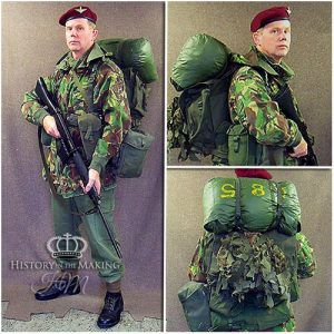 British Paratrooper-1982-Falklands War