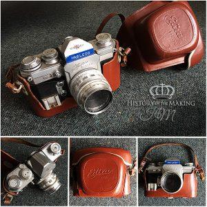Edixa SLR Camera- 1950