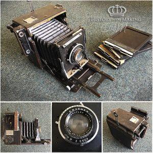 1940 Graphex Camera.