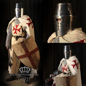 1189-1192 The Third Crusade-English Templar Knight