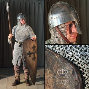 1230-1283 - Tutonic Order Crusader- Foot Soldier