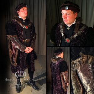 15th Century-Very high status clothes