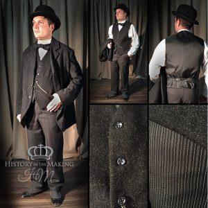1880- Dark Business Suit