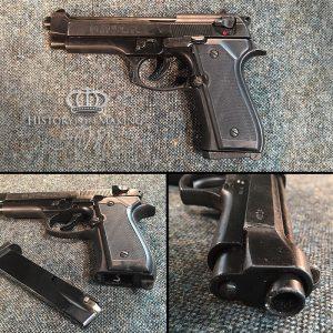 Blank Firing Stage Prop Firearms