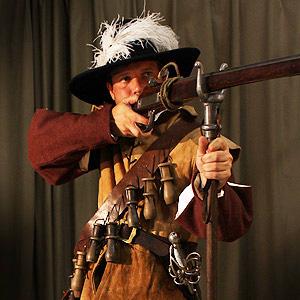 Early Firearms (1642 - 1700)