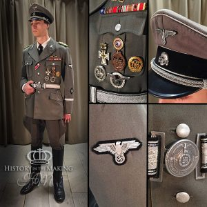 1941- Senior SS Officer- SS-Obergruppenführer Reinhard Heydrich