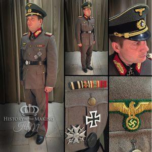 German Army- Major General- 1940